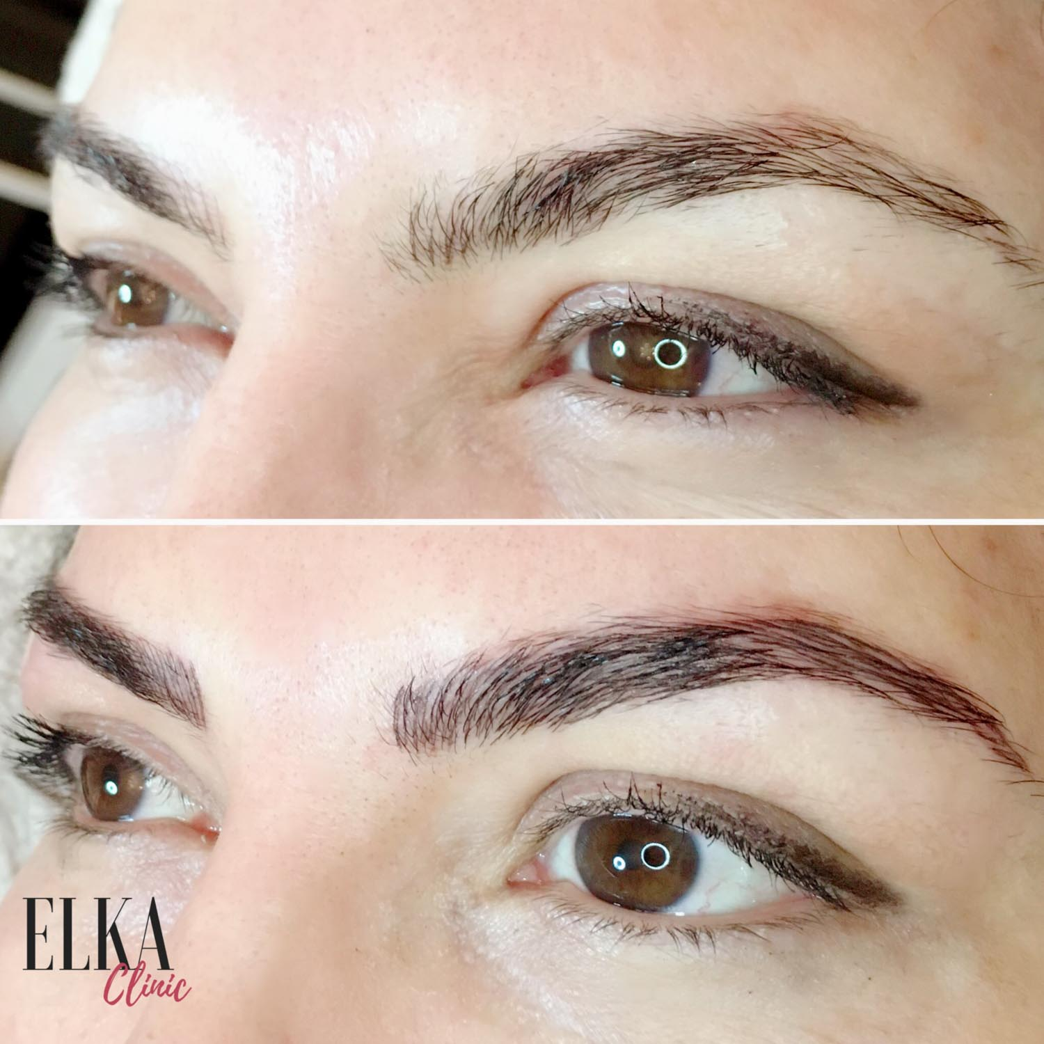 eyebrow tattoo & touch up