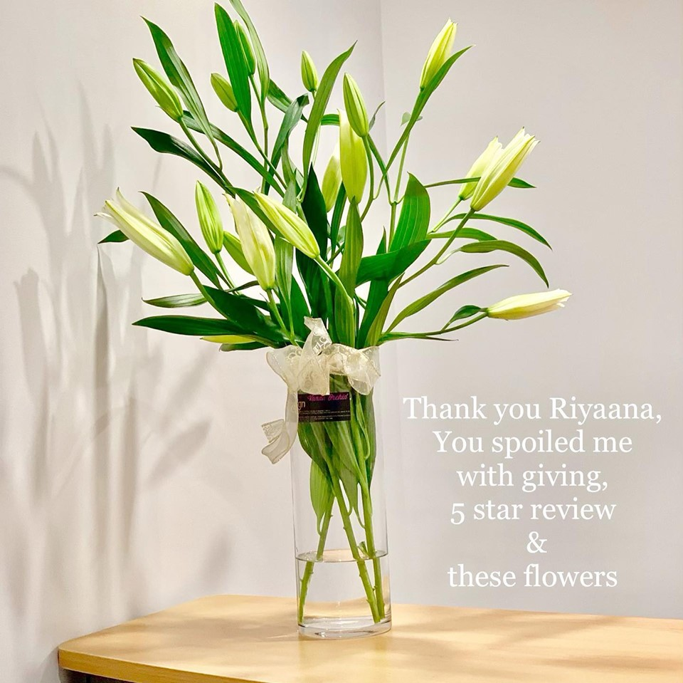 flowers by elka clinic customers