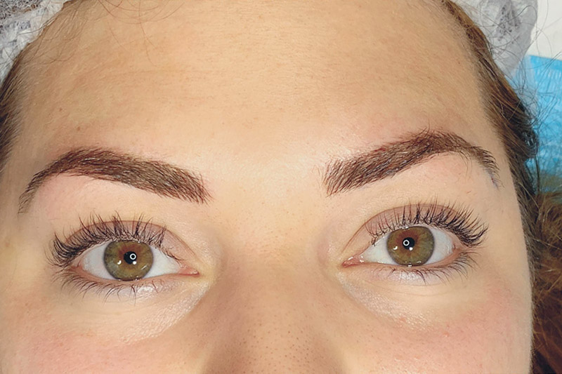 what is nano brows or eyebrow micropigmentation?