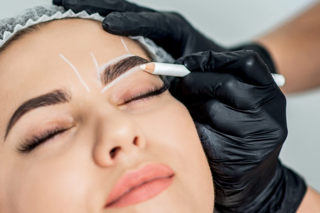 How to prepare for eyebrow microblading